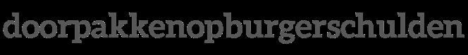 Burgerschulden Logo